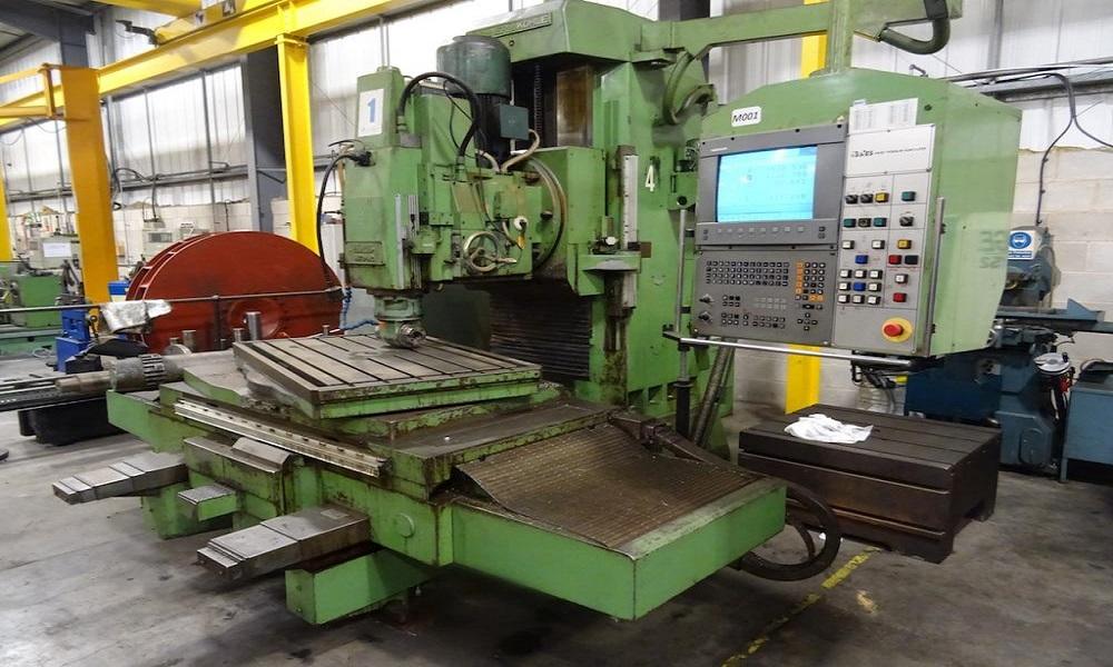 تعمیرات دستگاه CNC
