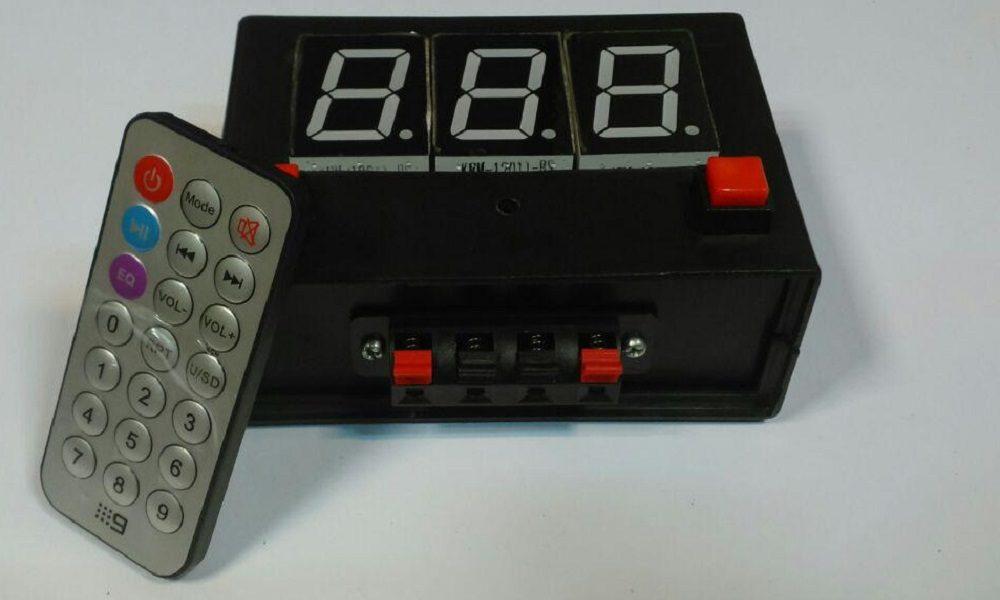 کنترلر دمای ۸ کاناله