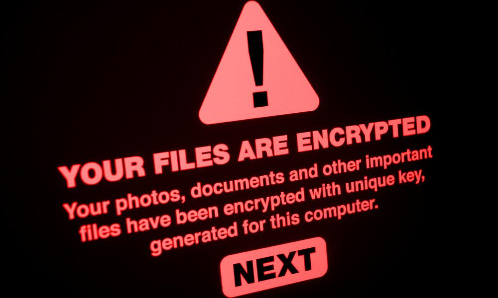 بازیابی و رمزگشایی اطلاعات باج افزارها